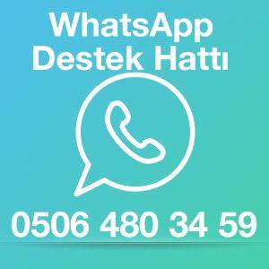 WhatsApp Destek Hattı Saints Computer