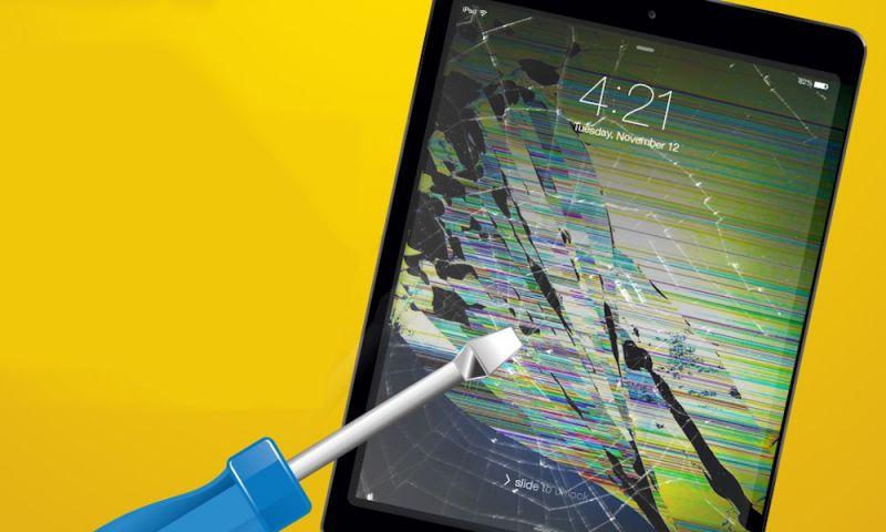 ipad ekran değişimi