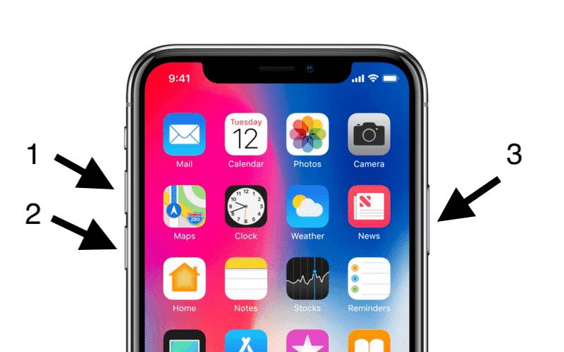 iphone faceıd sorunu