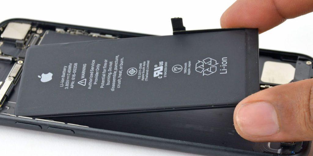 apple telefonları ve bataryaları hakkında