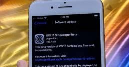 iphone ios 13.3 güncellemesi