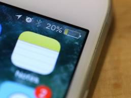 iphone pil süresi