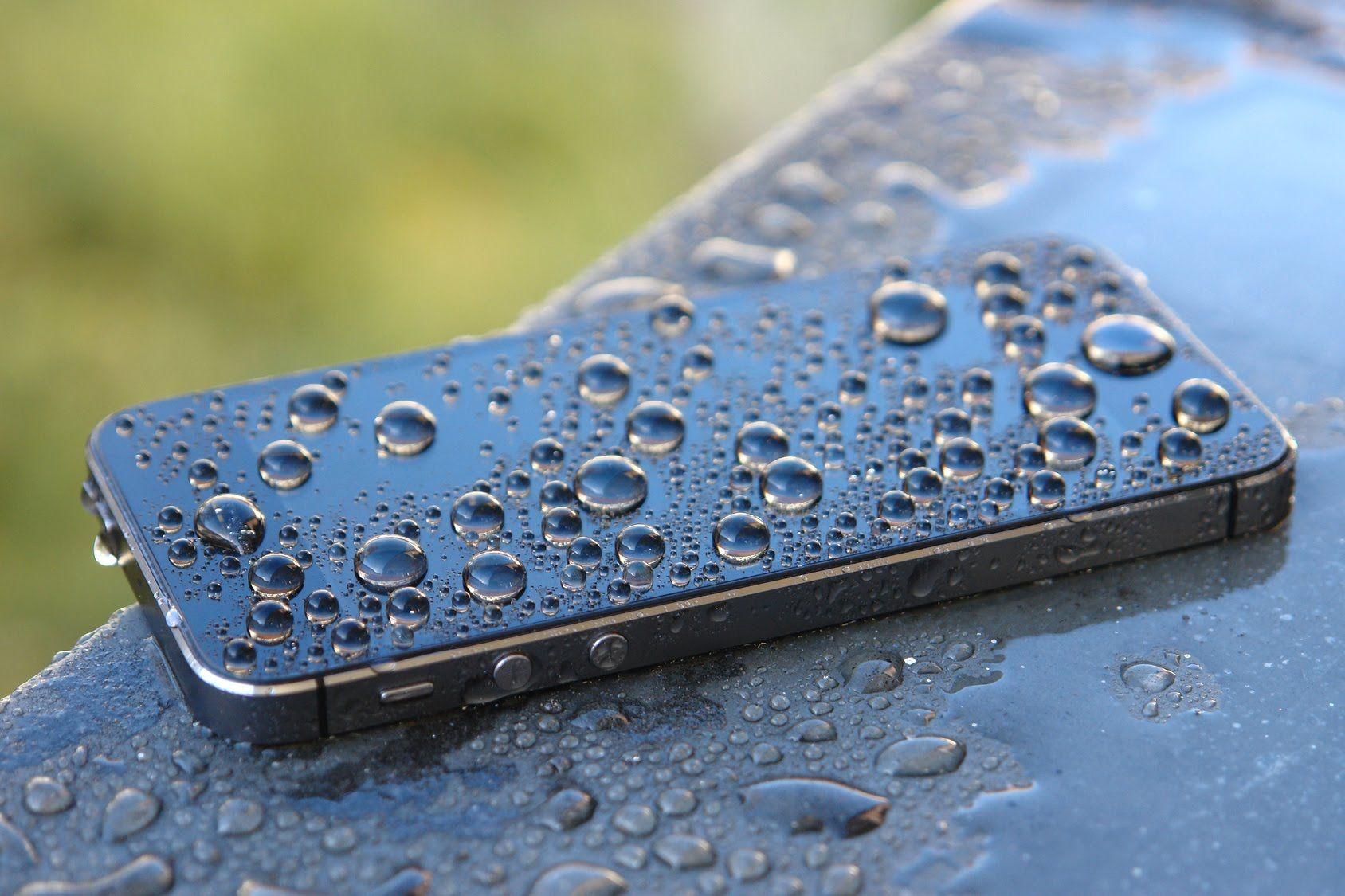 iphone sıvı teması durumunda ne yapılmalıdır