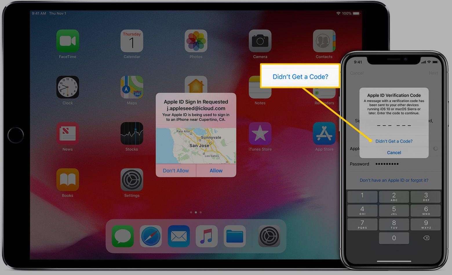 iphone'unuzu etkinleştirme apple id