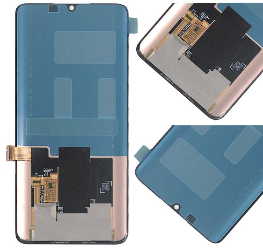 Xiaomi Mi Note 10 Pro Ekran Degisimi