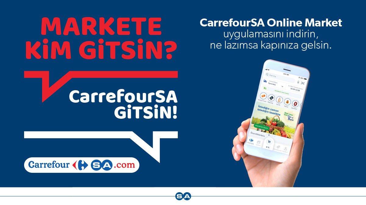 CarrefourSA: Online Market