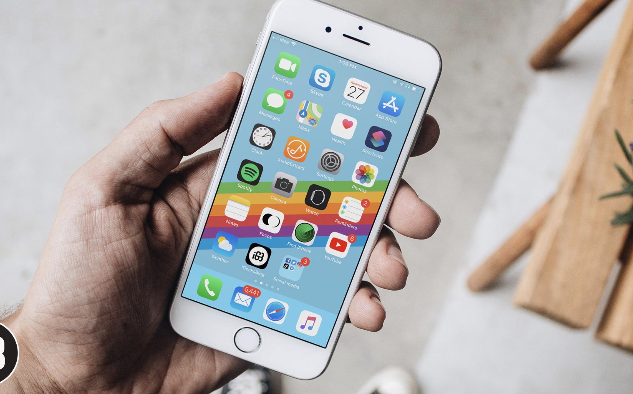 iPhone Dokunmatik Sorunu Çözümü