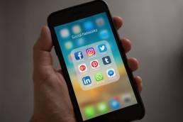 Sosyal Medyalar iPhone
