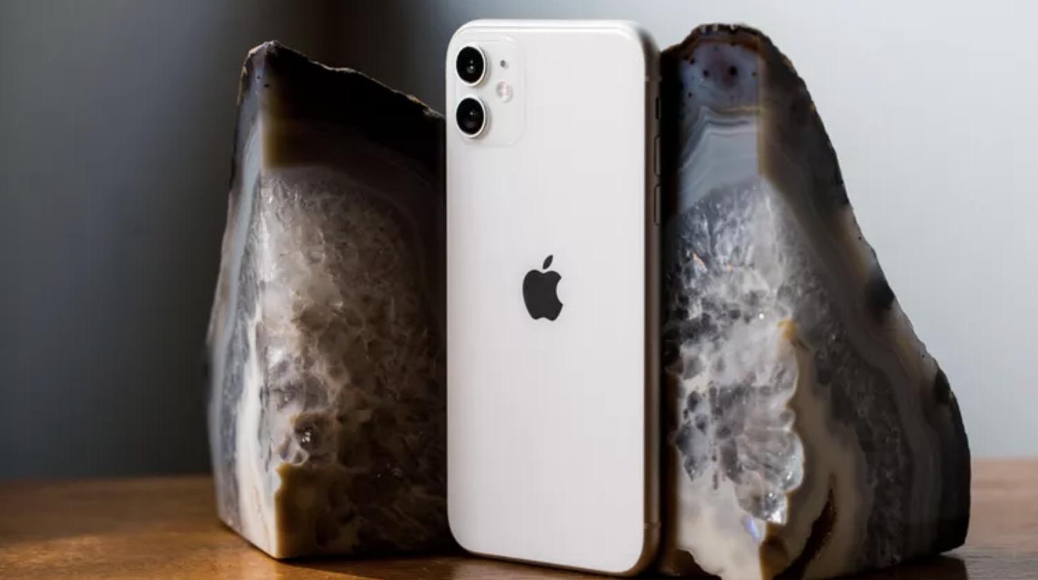 iPhone 11 görünüm