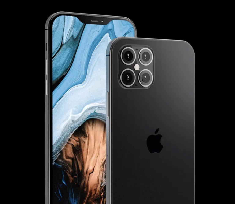 iPhone 12 tasarımı nasıl bir şeye benziyor