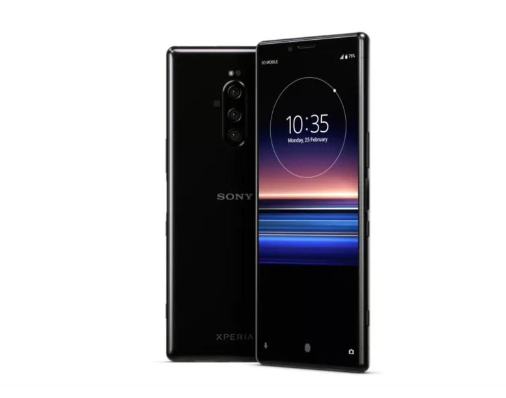 hangi telefon alınır 2020 sony xperia 1