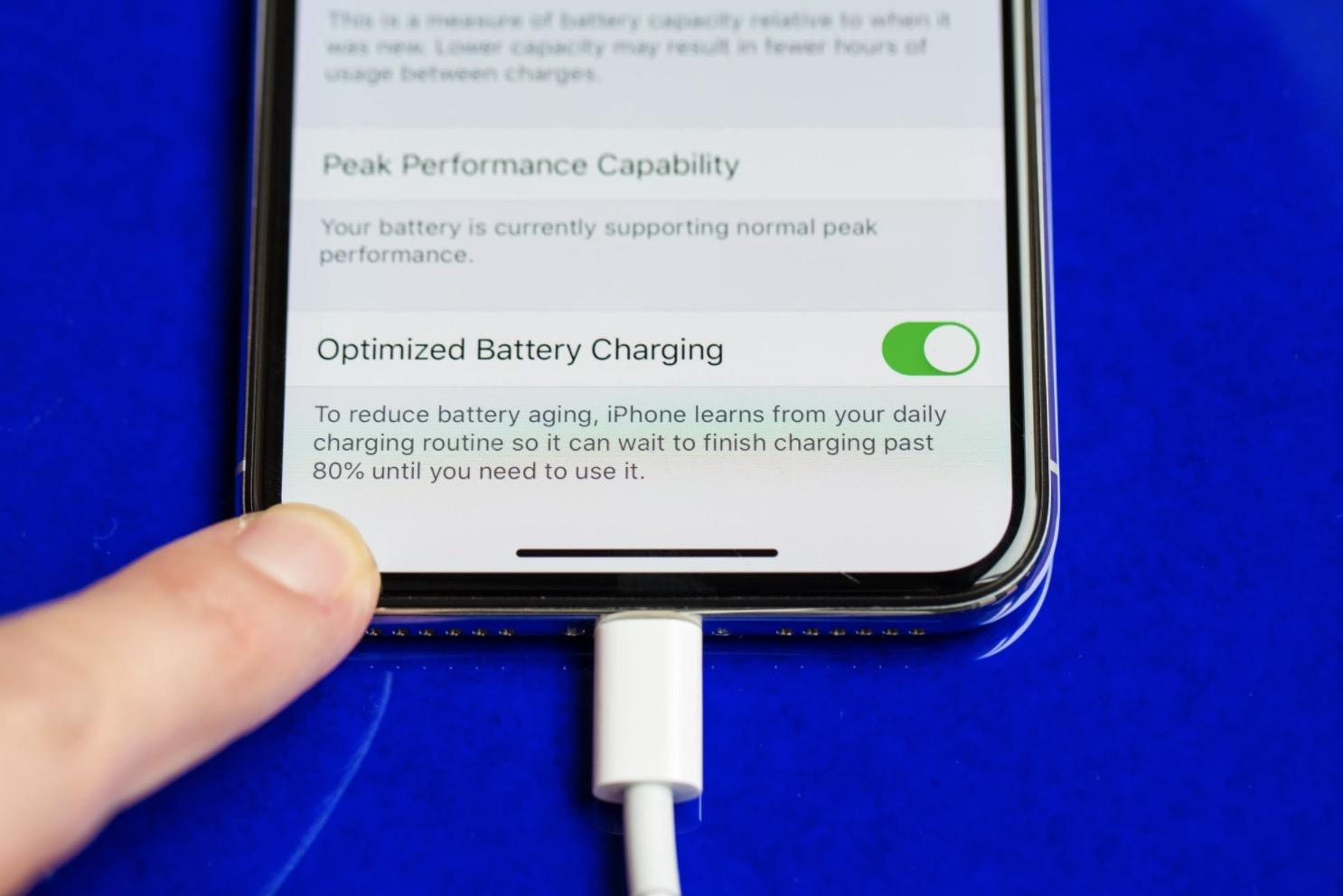 iOS 13 telefon şarj etme sorunu çözümü