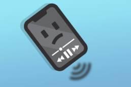 iphone hoparlör çalışmıyor