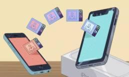 iphone rehber aktarma
