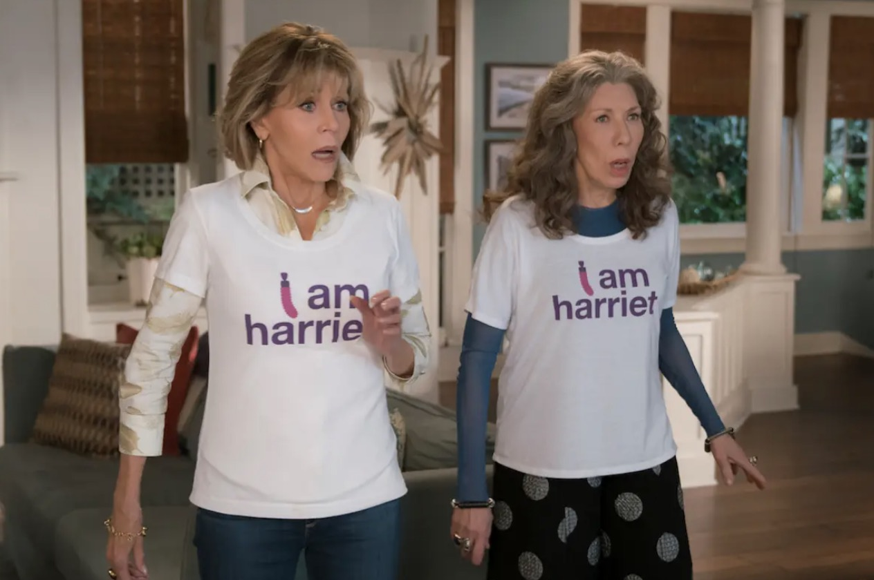 Grace ve Frankie Netflix