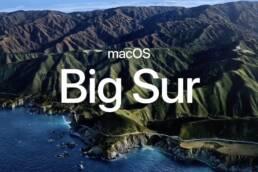 MacOS Big Sur Ana Banner