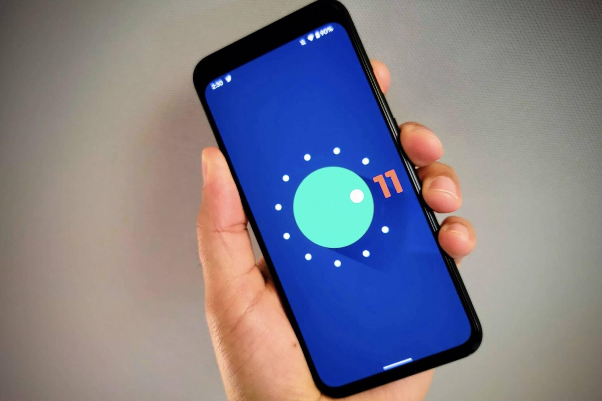 android 11 yeni güncelleme 1