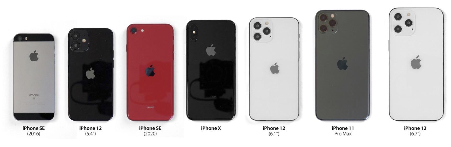 iphone 12 sahte model karşılaştırma