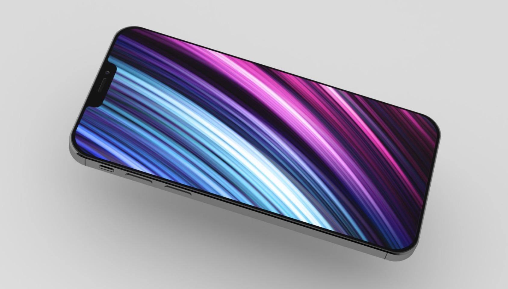 iphone 12 tasarım