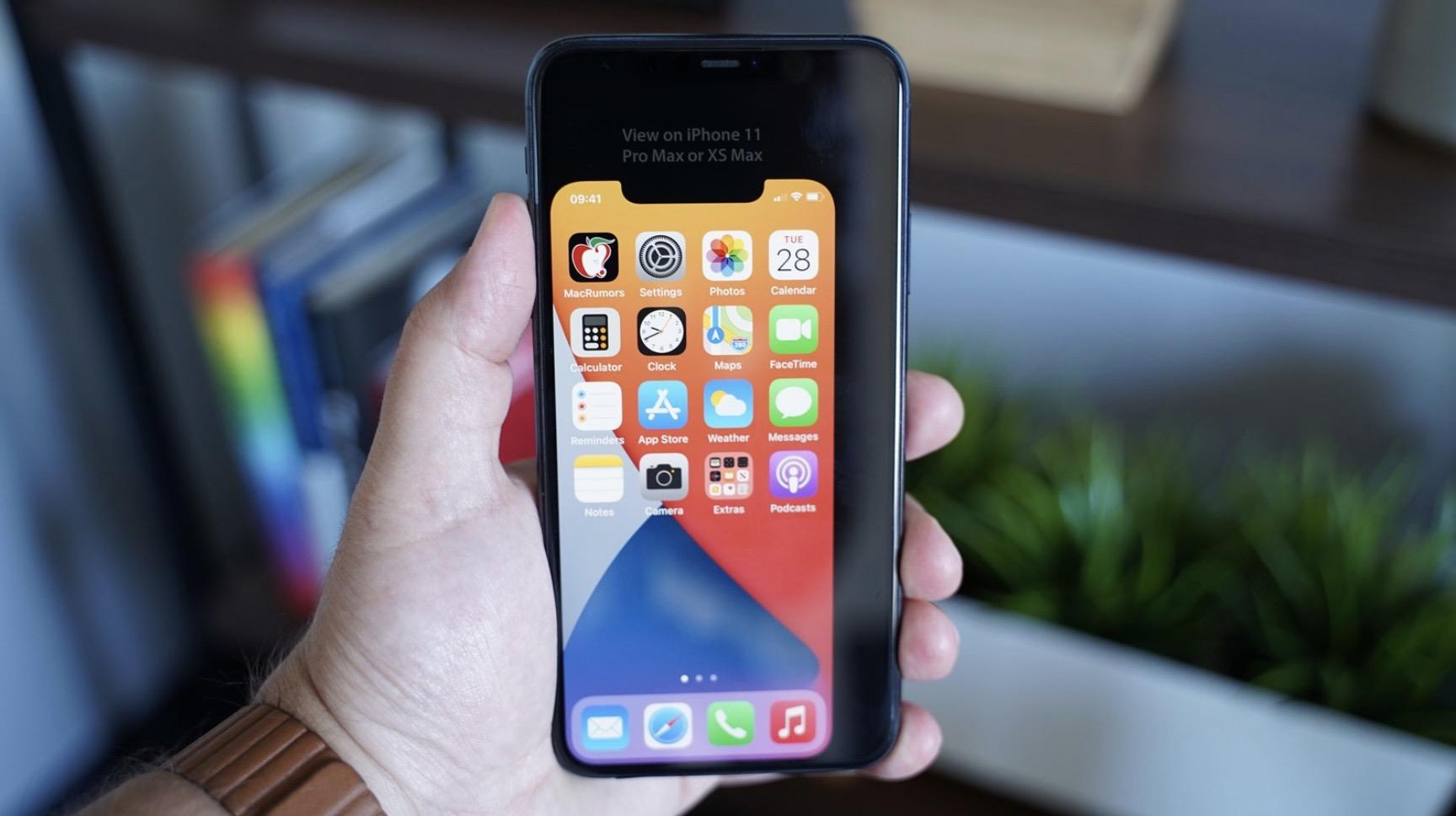 iphone ekran boyutu karşılaştırma