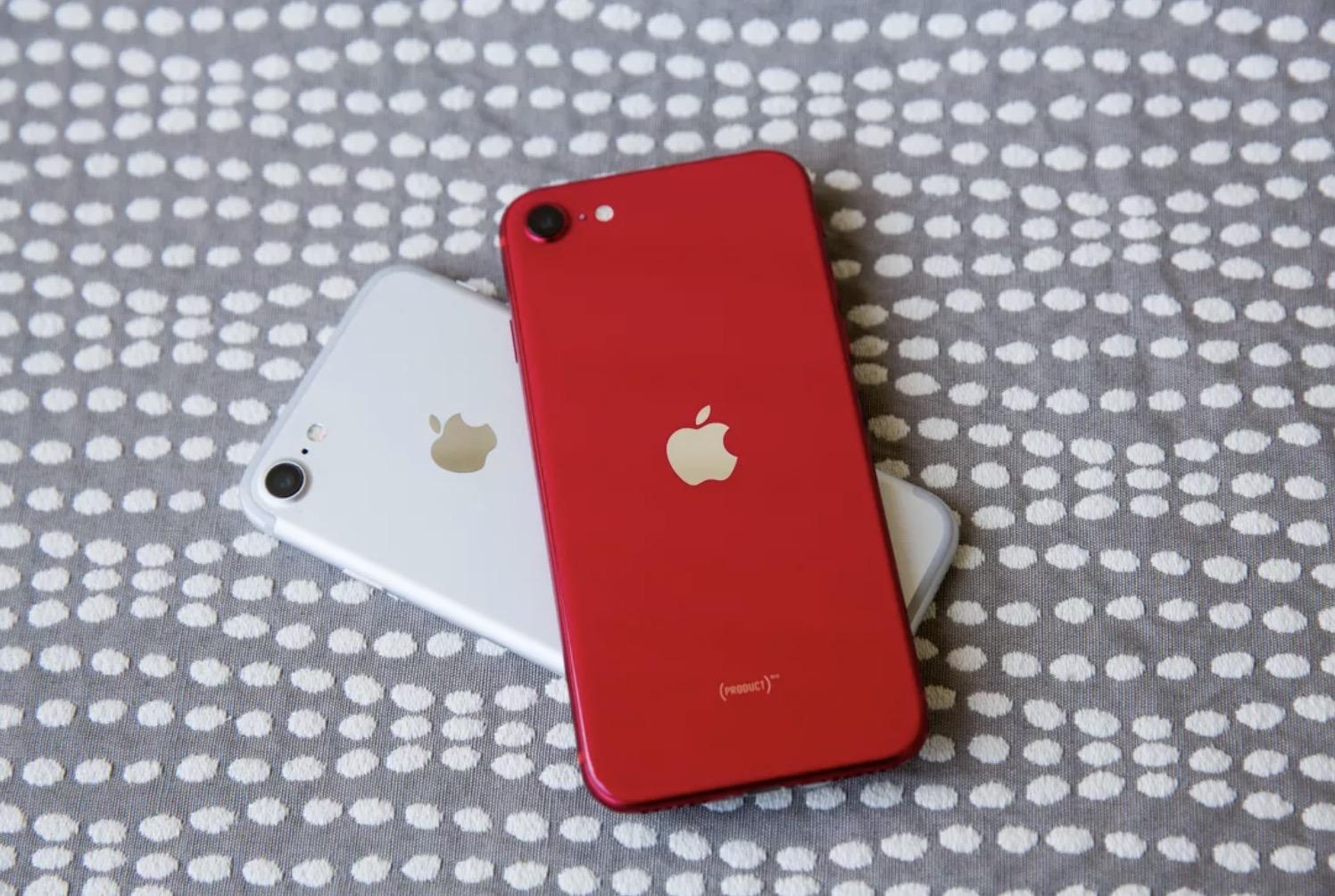 iPhone 7 modeli masada