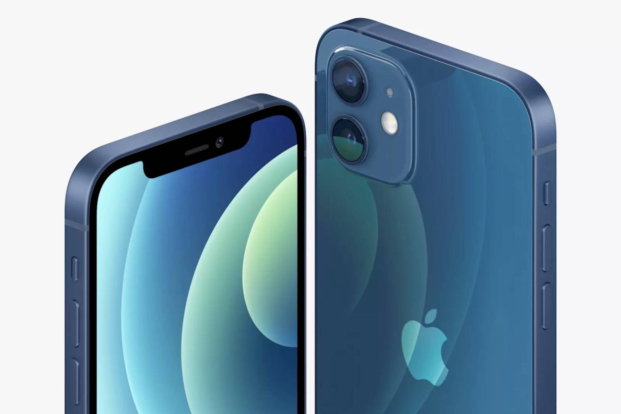 iphone 12 görselleri