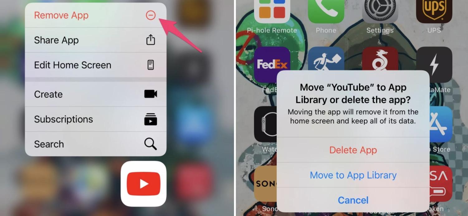 iphone 12 uygulama nasıl silinir