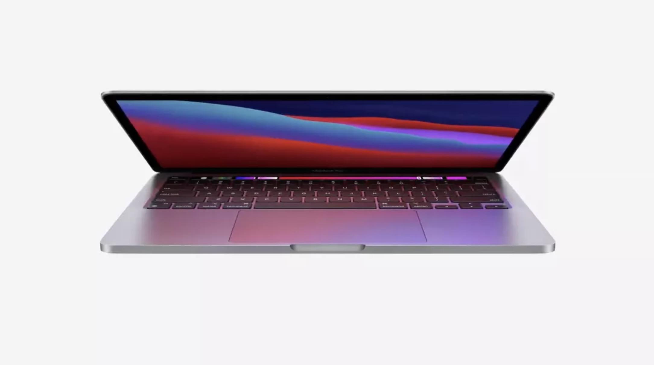 Yeni macbook 2021
