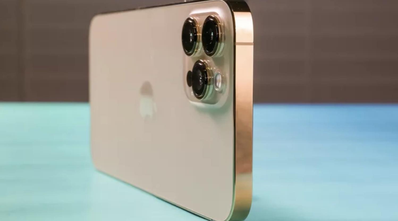 iphone 12 pro max görünüm