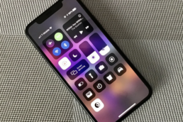 iphone kontrol merkezi ayarları